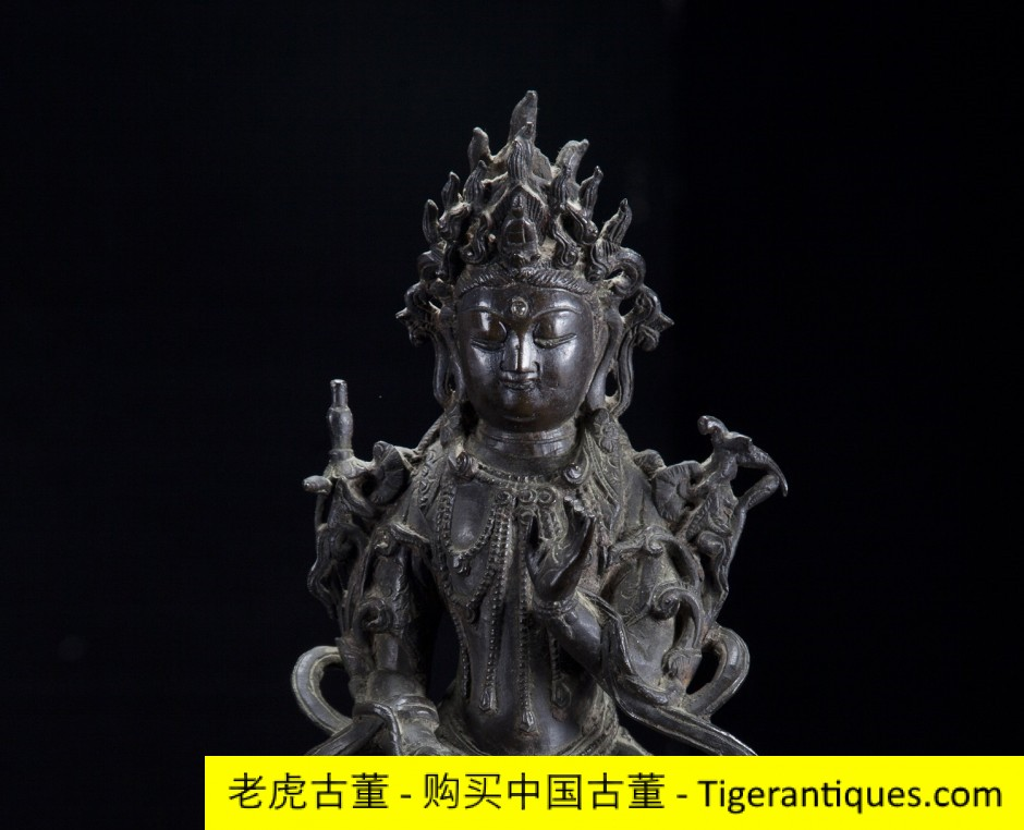 A Rare Documented Ming Avalokiteshvara